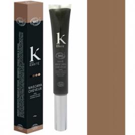 K Pour Karité Mascara cheveux Couverture des cheveux blancs n°6 Blond Foncé 15g K Pour Karité Categorie temp Onaturel.fr