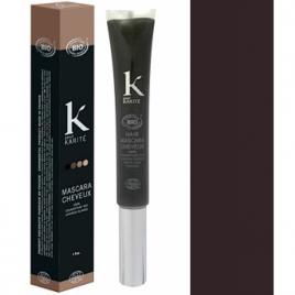 K Pour Karité Mascara cheveux Couverture des cheveux blancs n°3 Châtain Foncé 15g K Pour Karité Categorie temp Onaturel.fr