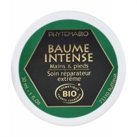 Phytema Baume Intense mains et pieds Hydratation Intense 30ml Phytema Categorie temp Onaturel.fr