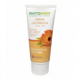 Phytonorm Crème Calendula au Souci naturelle nourrit et protège la peau 100ml Phytonorm Categorie temp Onaturel.fr