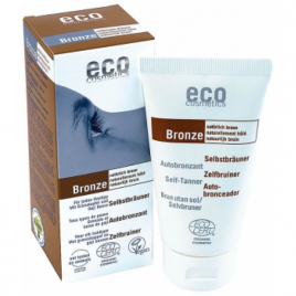 Eco Cosmetics Autobronzant Grenade et Baies de Goji 75ml Eco Cosmetics Soins hydratants Bio Onaturel.fr