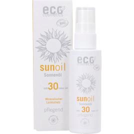Eco Cosmetics Huile Solaire indice 30 spray 50ml Eco Cosmetics Protection solaire Bio Onaturel.fr