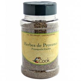 Cook Herbes de provence 80g Cook Herbes Aromates bio Onaturel.fr