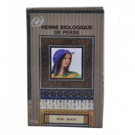 Nomade Palize Henné biologique de Perse Noir 100g Nomade Palize Hygiène & Beauté Bio Onaturel.fr