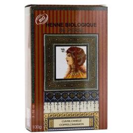 Nomade Palize Henné biologique de Perse Cuivre Cannelle 100g Nomade Palize Soins colorants capillaires Onaturel.fr