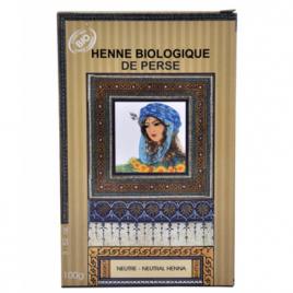 Nomade Palize Henné biologique de Perse neutre 100g Nomade Palize Soins colorants capillaires Onaturel.fr