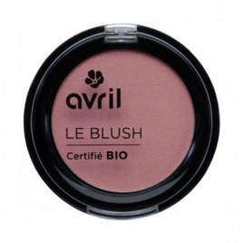 Avril Blush Rose Nacré 2.5g Avril Beauté Joues bio Onaturel.fr