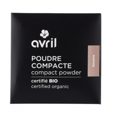 Avril Beauté Poudre compacte Nude Naturel 7 g Avril Beauté