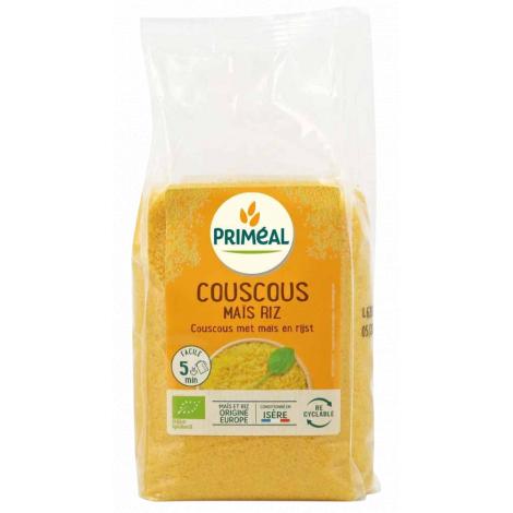 Primeal Couscous maïs riz 500g Primeal