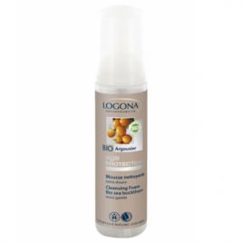 Logona Age Protection Mousse nettoyante extra douce 70ml Logona Categorie temp Onaturel.fr