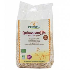 Primeal Quinoa soufflé 100g Primeal Accueil Onaturel.fr