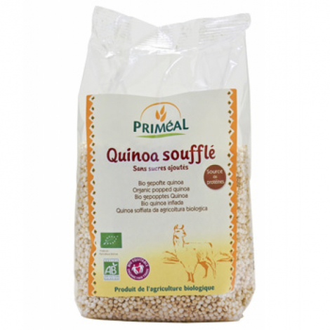 Primeal Quinoa soufflé 100g Primeal