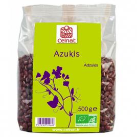 Celnat Azukis 500g Celnat Légumineux / Céréales Bio Onaturel.fr