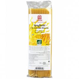 Celnat Spaghetti à la semoule blanche 500g Celnat Pâtes et Riz bio Onaturel.fr