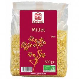 Celnat Millet 500g Celnat Accueil Onaturel.fr