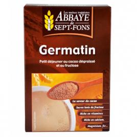 Abbaye de Sept Fons Germatin Petit déjeuner au cacao dégraissé et au Fructose 250 G