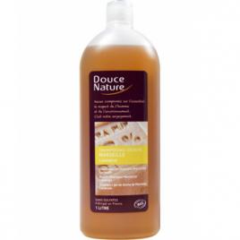 Douce Nature Shampoing Douche Marseille huile d'olive lavande sans sulfates 1L