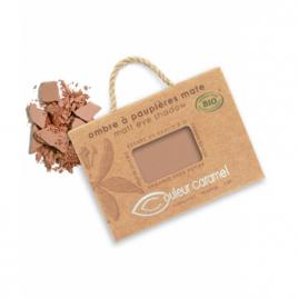 Couleur Caramel Ombre à paupières n°080 cacao  mat 2.5g