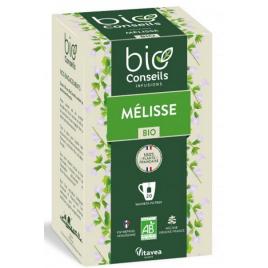 Bio Conseils Infusion Mélisse bio 20 sachets 24 g