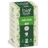 Bio Conseils Infusion Mélisse bio 20 sachets 24 g Bio Conseils Digestion Onaturel.fr