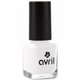 Avril Vernis à ongles French Blanc n°95 7ml Avril Beauté Vernis à ongles bio Onaturel.fr
