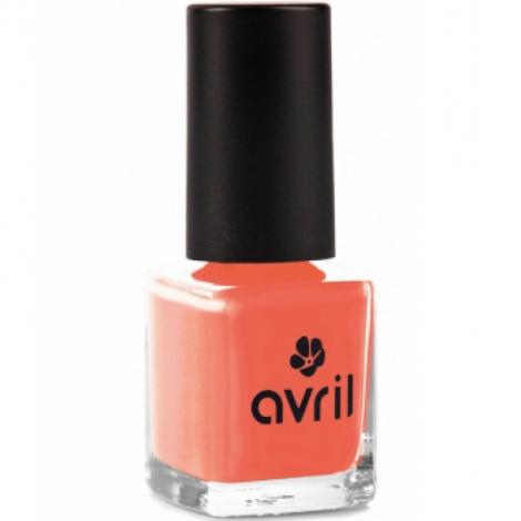 Avril Vernis à ongles Corail n°02 7ml Onaturel
