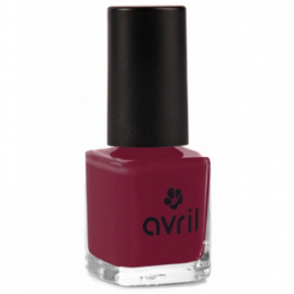 Avril Vernis à ongles Bourgogne n°26 7ml Avril Beauté