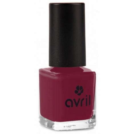 Avril Vernis à ongles Bourgogne n°26 7ml Avril Beauté