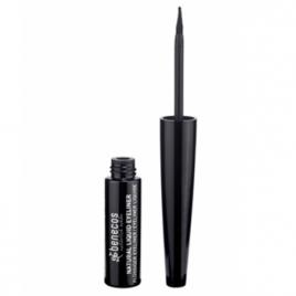 Benecos Eye Liner noir 3ml Benecos Yeux bio Onaturel.fr