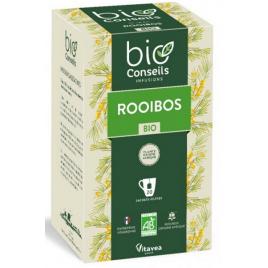 Bio Conseils Infusion Rooibos sans théine bio 20 sachets 32 g Bio Conseils Infusions Bio Onaturel.fr