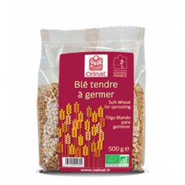 Celnat Blé Tendre à germer 500 g Celnat