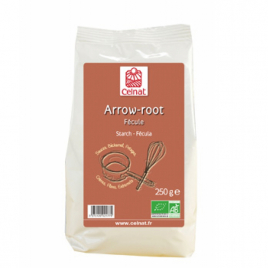 Celnat Arrow Root 250g Celnat Aides culinaires bio Onaturel.fr