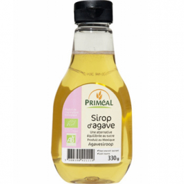 Primeal Sirop d'Agave 330ml Primeal