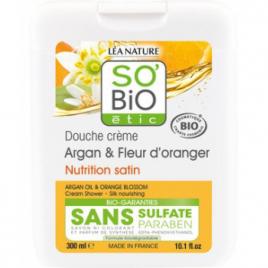 So'Bio étic Douche Argan et Fleur d'Oranger 300ml
