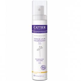Cattier Crème de jour Secret Botanique peau sèche et sensible 50ml Cattier Soins de jour Bio Onaturel.fr