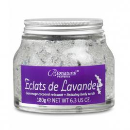 Phyts Gommage corporel Eclats de Lavande escapade relaxante Bionatural pot 180g