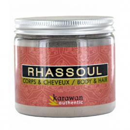 Karawan Rhassoul en poudre naturel 200g Karawan Hygiène Onaturel.fr