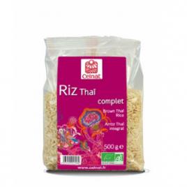 Celnat Riz Thaï complet 500 g Celnat Pâtes et Riz bio Onaturel.fr