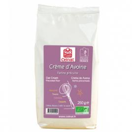 Celnat Crème d'Avoine 250g Celnat Aides culinaires bio Onaturel.fr