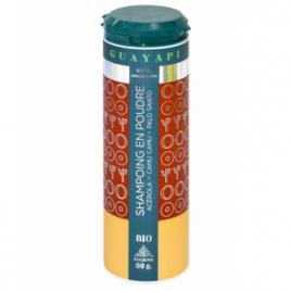 Guayapi Shampoing poudre Acérola Camu Camu et Palo Santo 50g pour 25 shampoings Guayapi Shampooings Bio et Soins capillaires ...