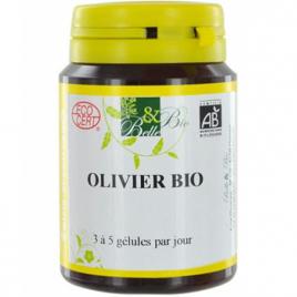 Belle et Bio Olivier bio 200 gélules Belle et Bio Immunité Onaturel.fr