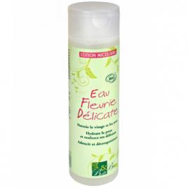 Belle et Bio Eau micellaire nettoyante visage 200ml Belle et Bio Soins démaquillants Bio Onaturel.fr