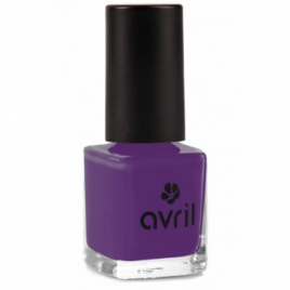 Avril Vernis à ongles Ultra Violet n°75 7ml Avril Beauté Vernis à ongles bio Onaturel.fr