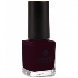 Avril Vernis à ongles Prune n°82 7ml Avril Beauté Vernis à ongles bio Onaturel.fr
