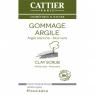Cattier Gommage Argile Blanche Sachet Unidose 12,5 ml Cattier