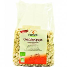 Primeal Céréales Chataign'Pops riz et châtaigne 200g Primeal Corn Flakes Bio Onaturel.fr
