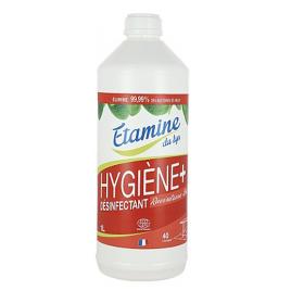 Etamine du Lys Hygiène + aux 9 huiles essentielles nettoyant désinfectant 1L