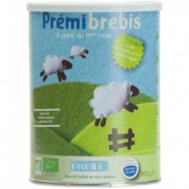 Prémibio Lait PrémiBrebis de 6 à 12 mois 100% végétal 900g Prémibio Categorie temp Onaturel.fr