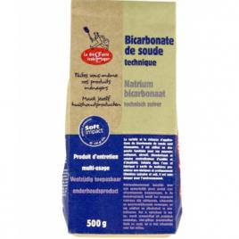 Droguerie Ecologique Bicarbonate de soude technique 500g