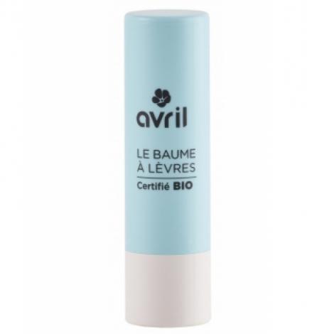 Avril Baume à lèvres Bio Beurre de karité et Huile de Macadamia 4ml Avril Beauté